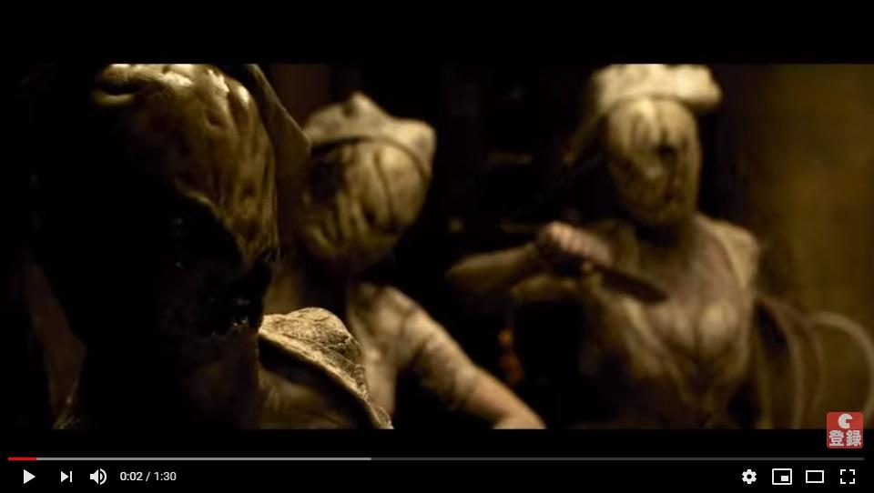 サイレントヒル(リベレーション3D)のシーン1