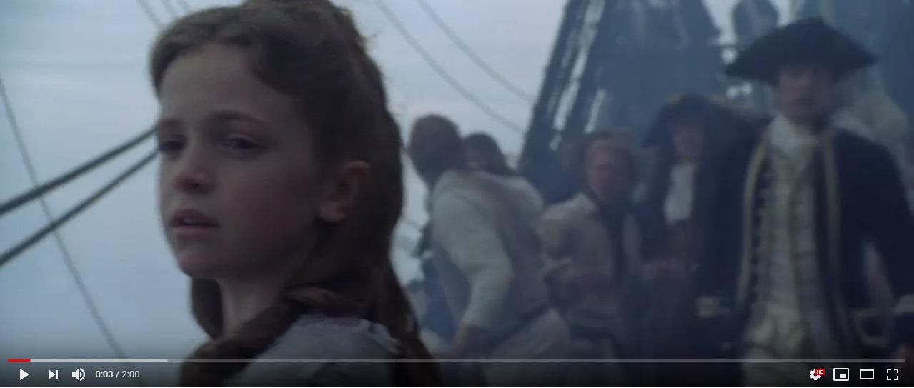 パイレーツオブカリビアン1呪われた海賊たちのシーン1