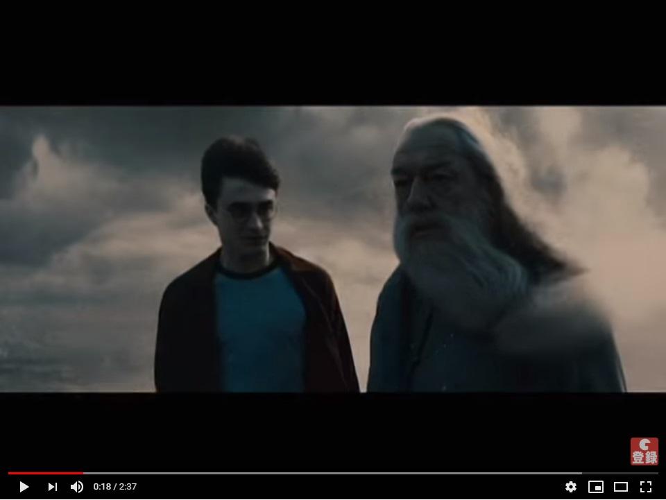 ハリーポッターと死の秘宝(PART2)8完結のシーン1