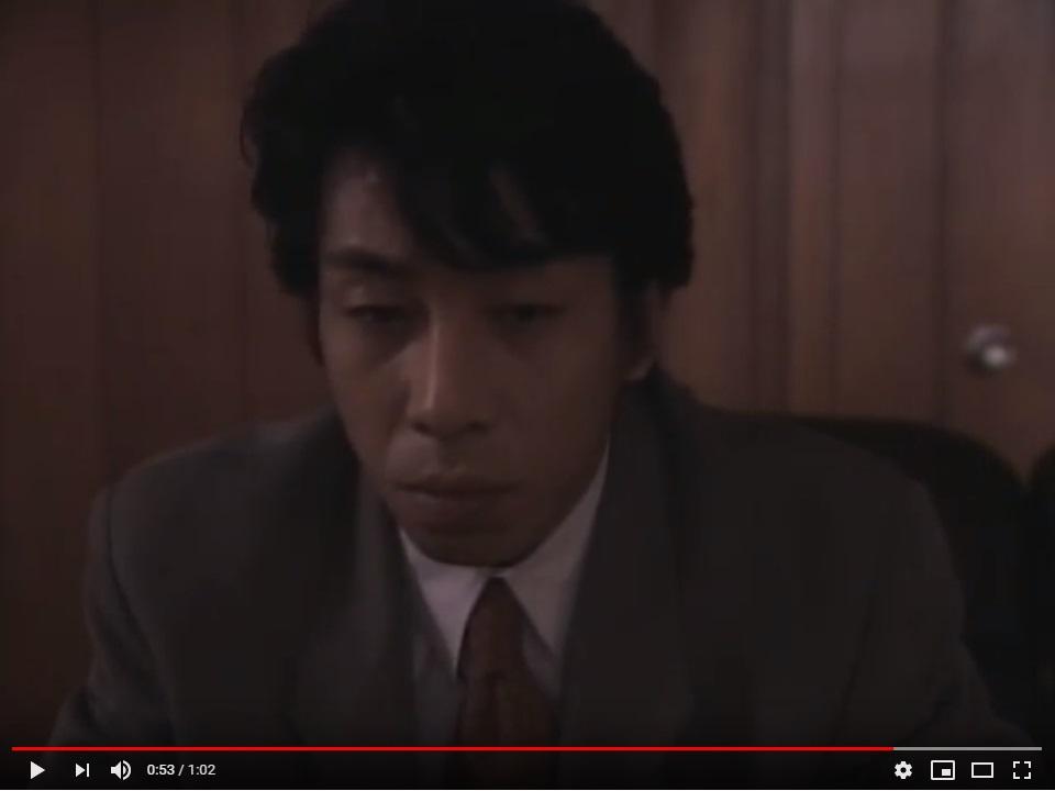 呪怨(ビデオオリジナル版)(1999年)のシーン2