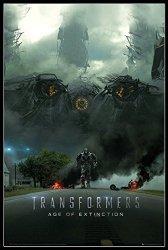 映画:トランスフォーマー(4作目) ロストエイジ