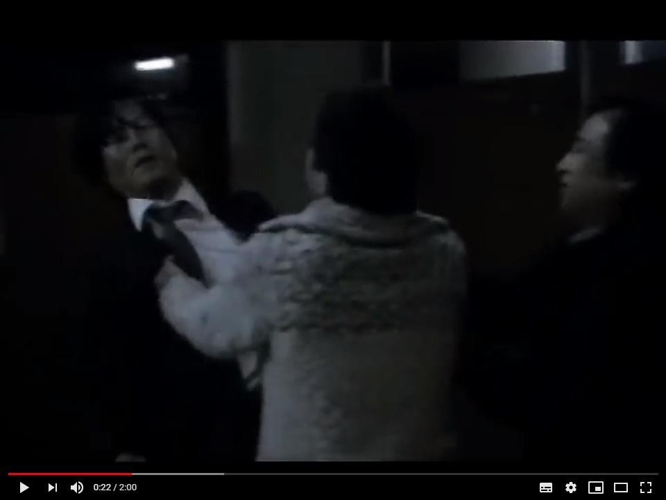 犯人に告ぐのシーン1
