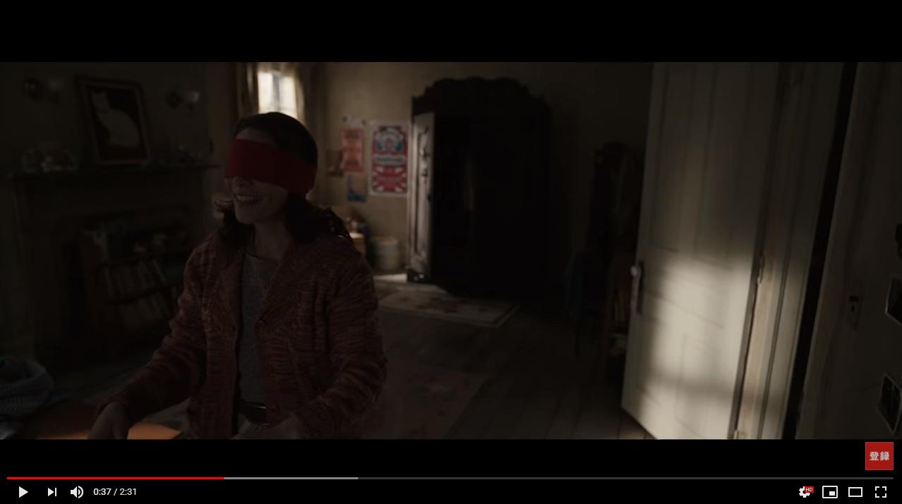 死霊館のシーン1
