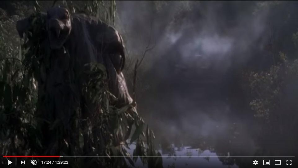 アナコンダのシーン2