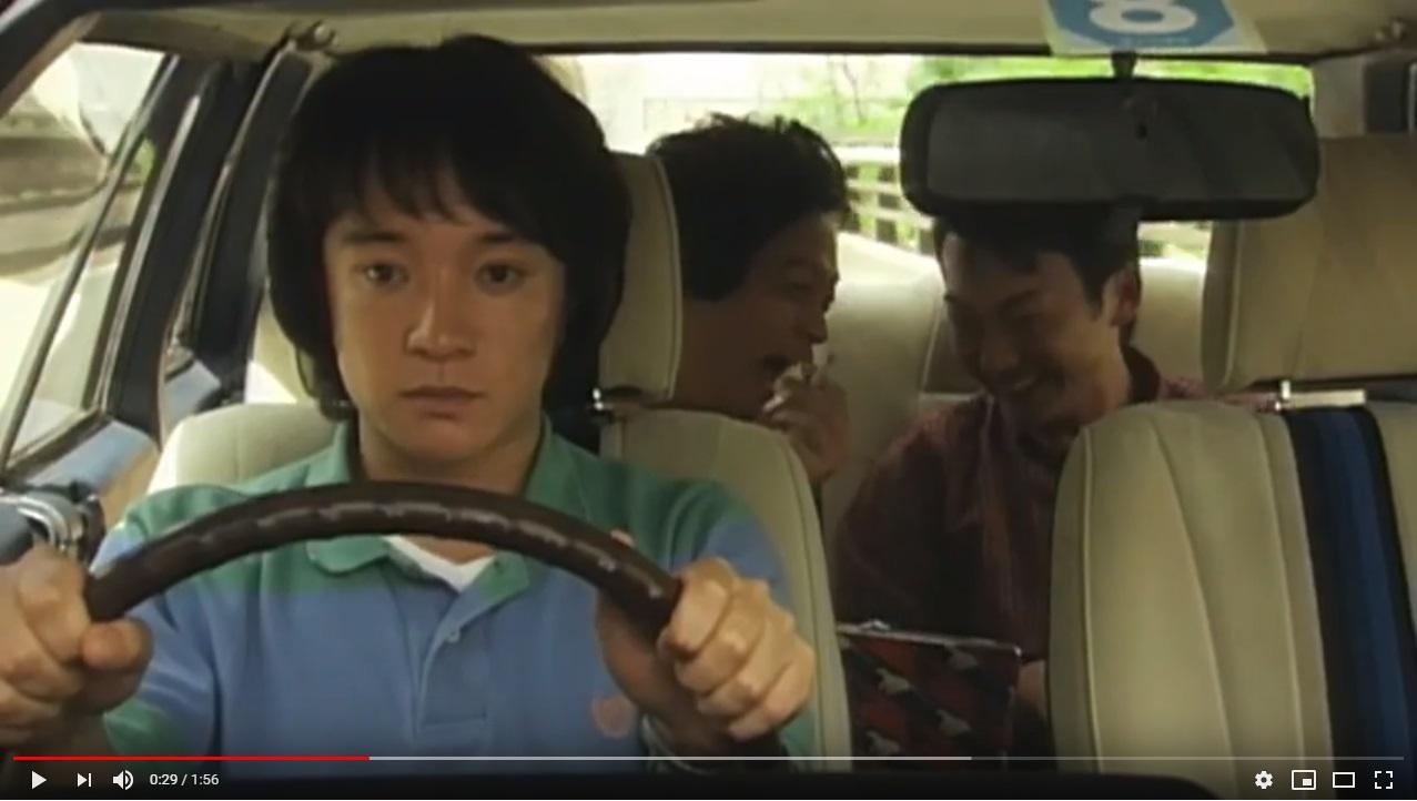 フィッシュストーリー(伊坂幸太郎)のシーン2