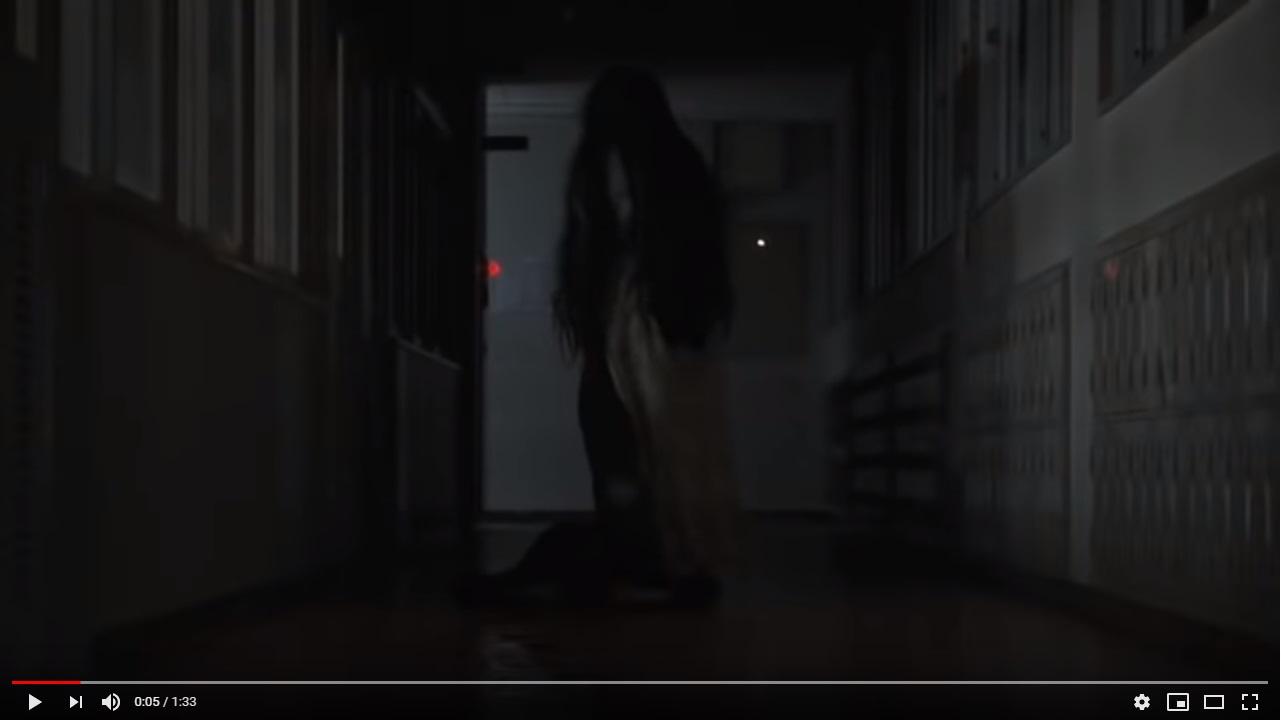 ひきこさんVS貞子のシーン2