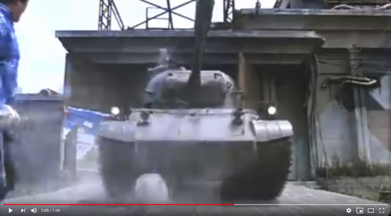ぼくらの七日間戦争のシーン2