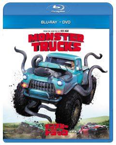 映画:モンスタートラック