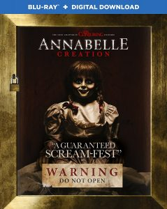 映画:アナベル死霊人形の誕生