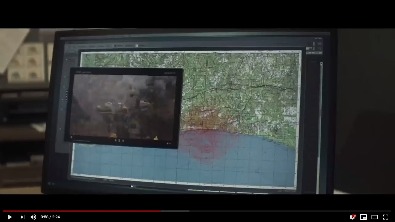 アナイアレイション全滅領域のシーン2
