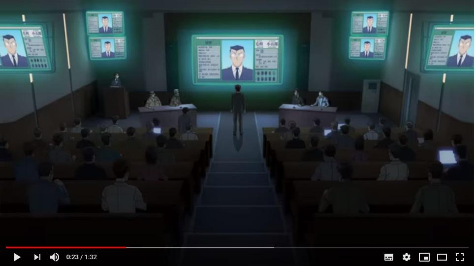 名探偵コナン22ゼロの執行人のシーン1