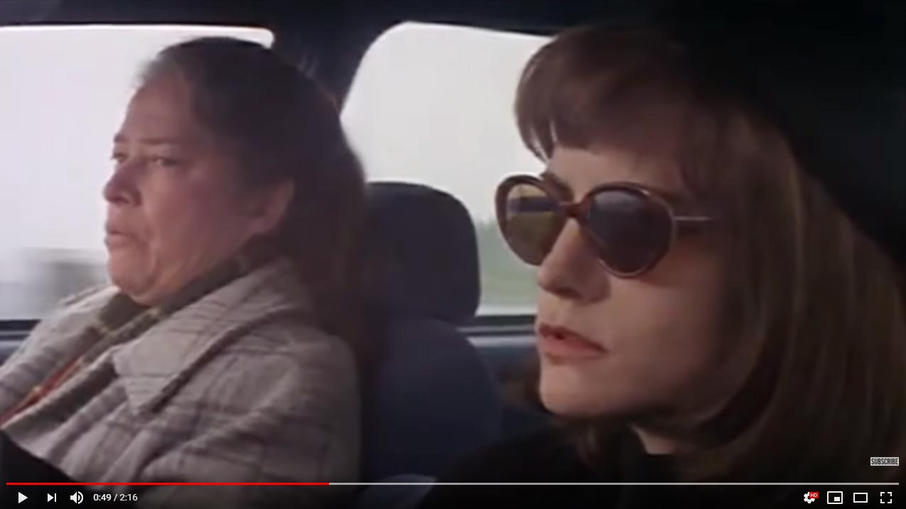 黙秘(1995年)のシーン1