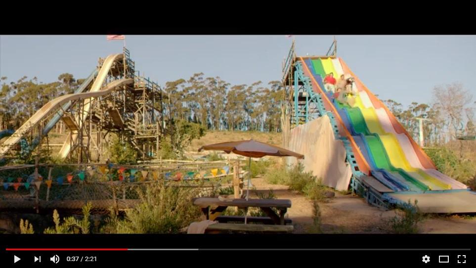 アクションポイントゲスの極みオトナの遊園地のシーン2
