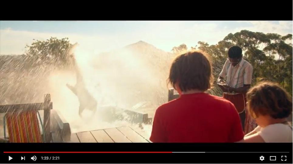 アクションポイントゲスの極みオトナの遊園地のシーン3