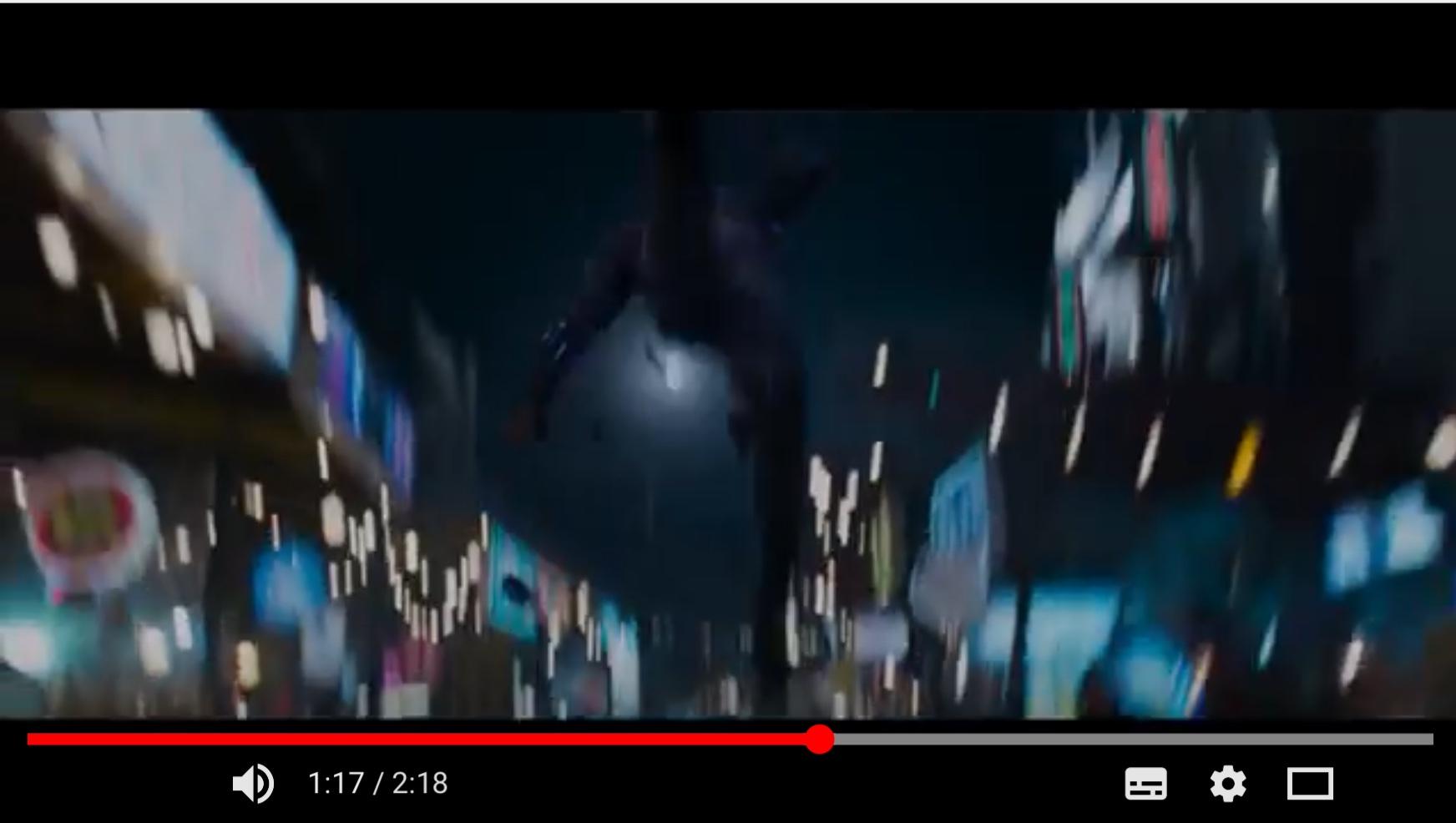 ブラックパンサーのシーン2