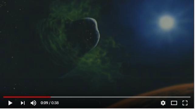 ドラゴンボールZ 激突!!100億パワーの戦士たちのシーン1
