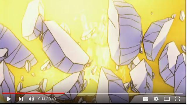 ドラゴンボールZ 復活のフュージョン!!悟空とベジータのシーン2