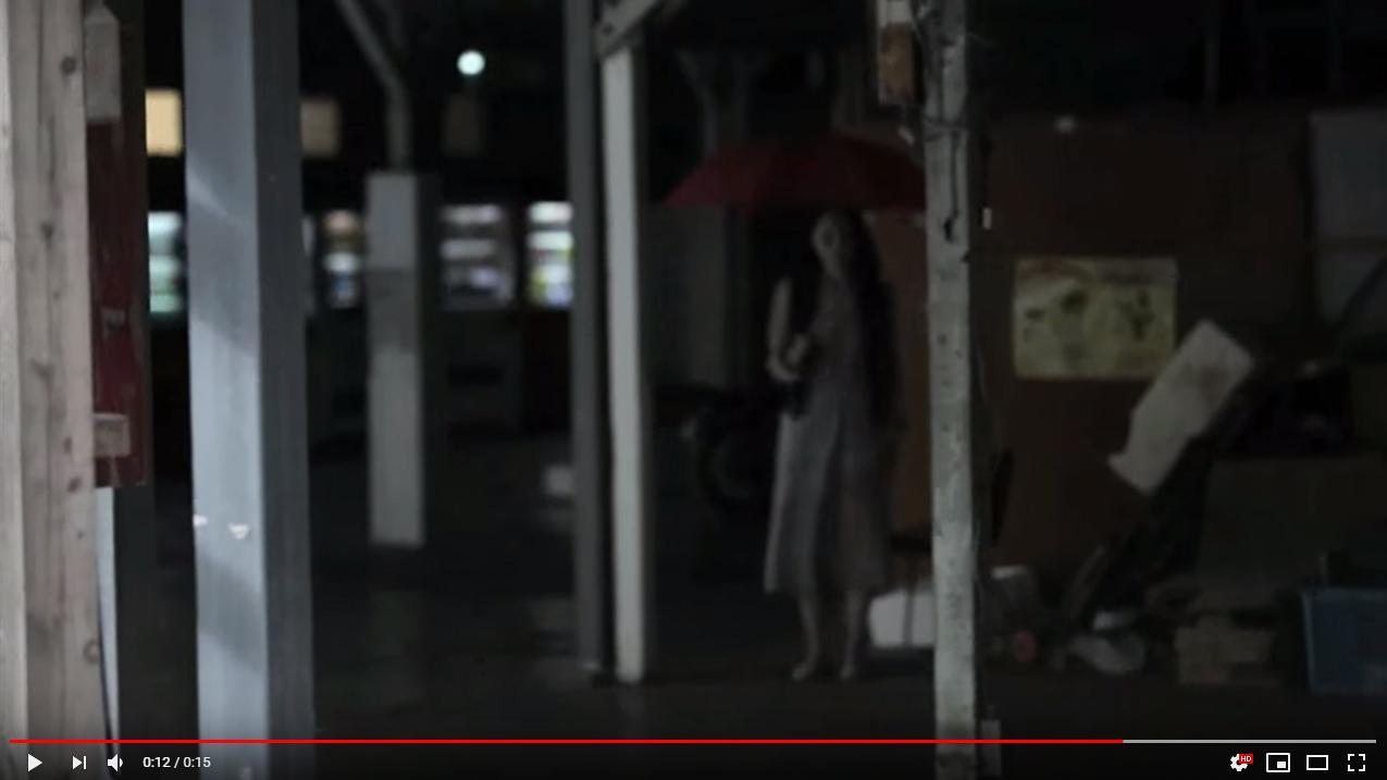 オキナワノコワイハナシ2015のシーン2