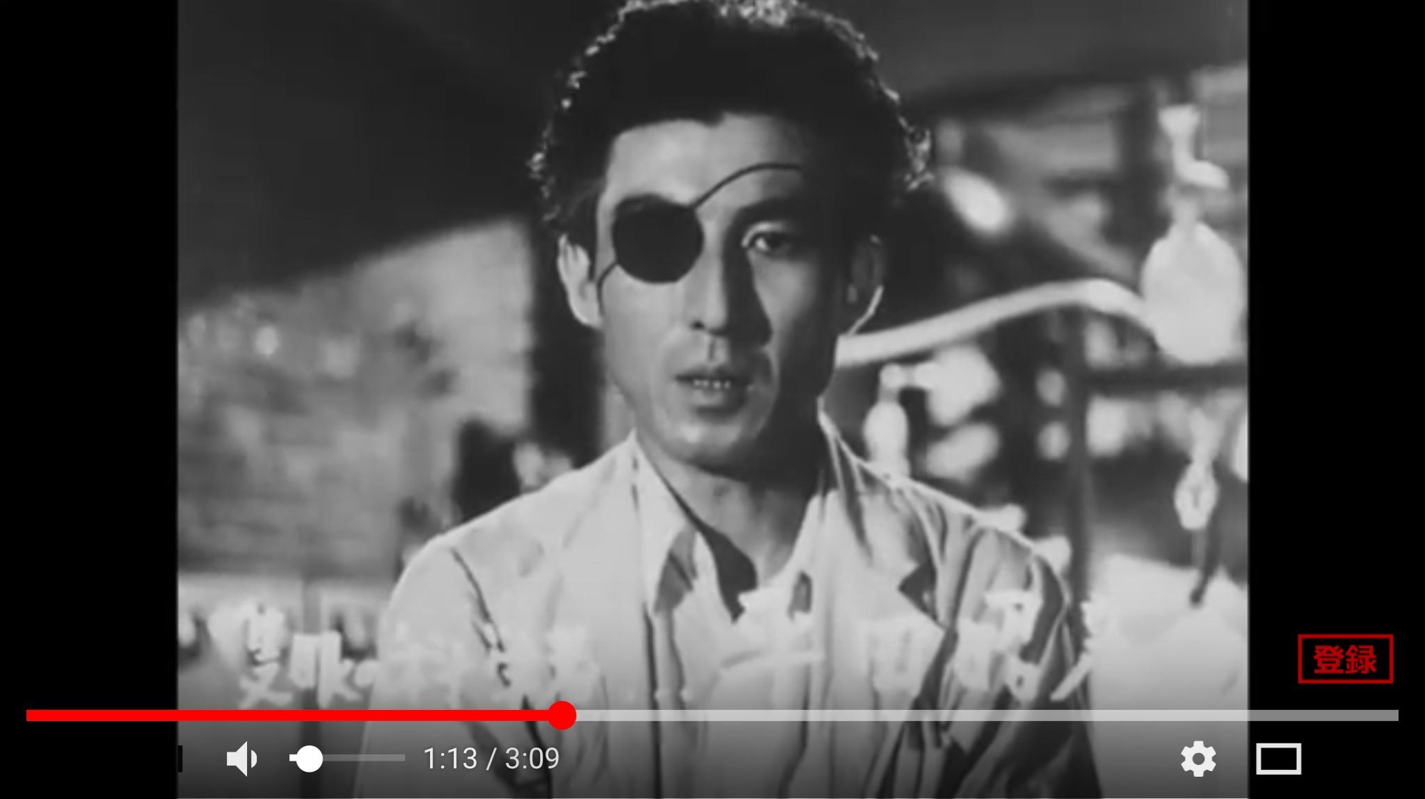 ゴジラ(1954)のシーン2