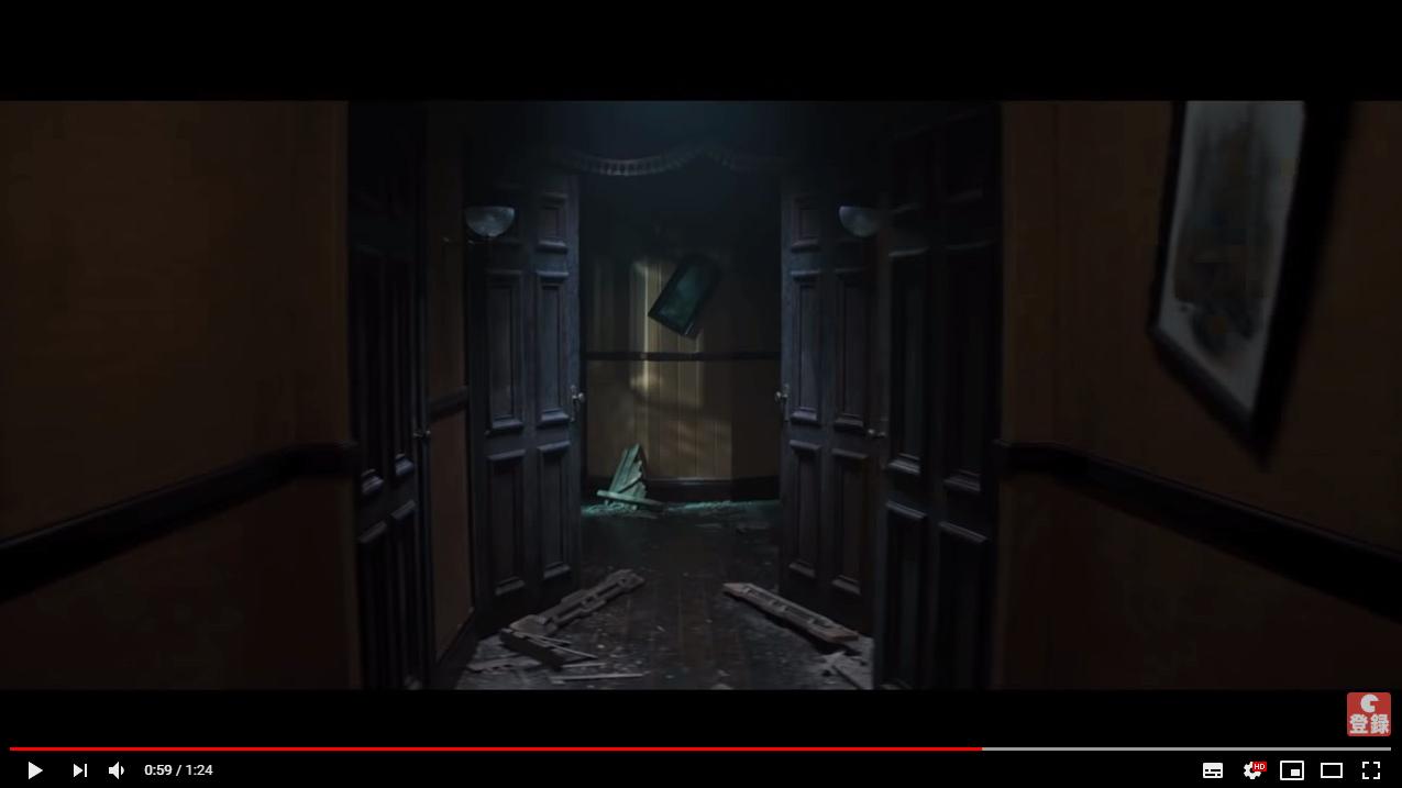 ウィンチェスターハウスアメリカで最も呪われた屋敷のシーン2