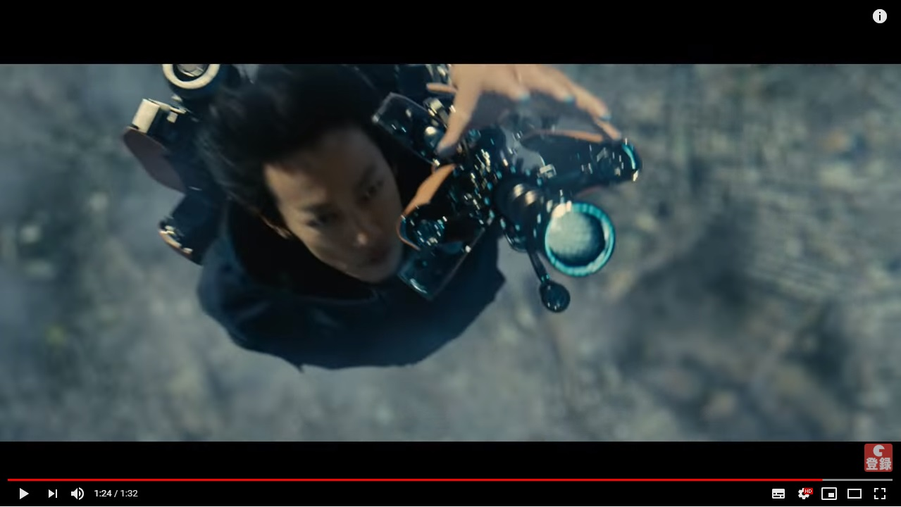 いぬやしき(2018年実写)のシーン2