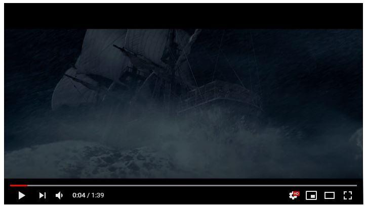 海難1890のシーン1