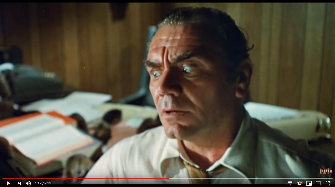 ウイラード(1971年)のシーン3