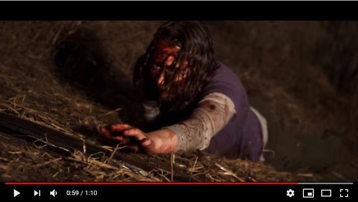 鬼畜の森ゴアマスクファーマーのシーン2