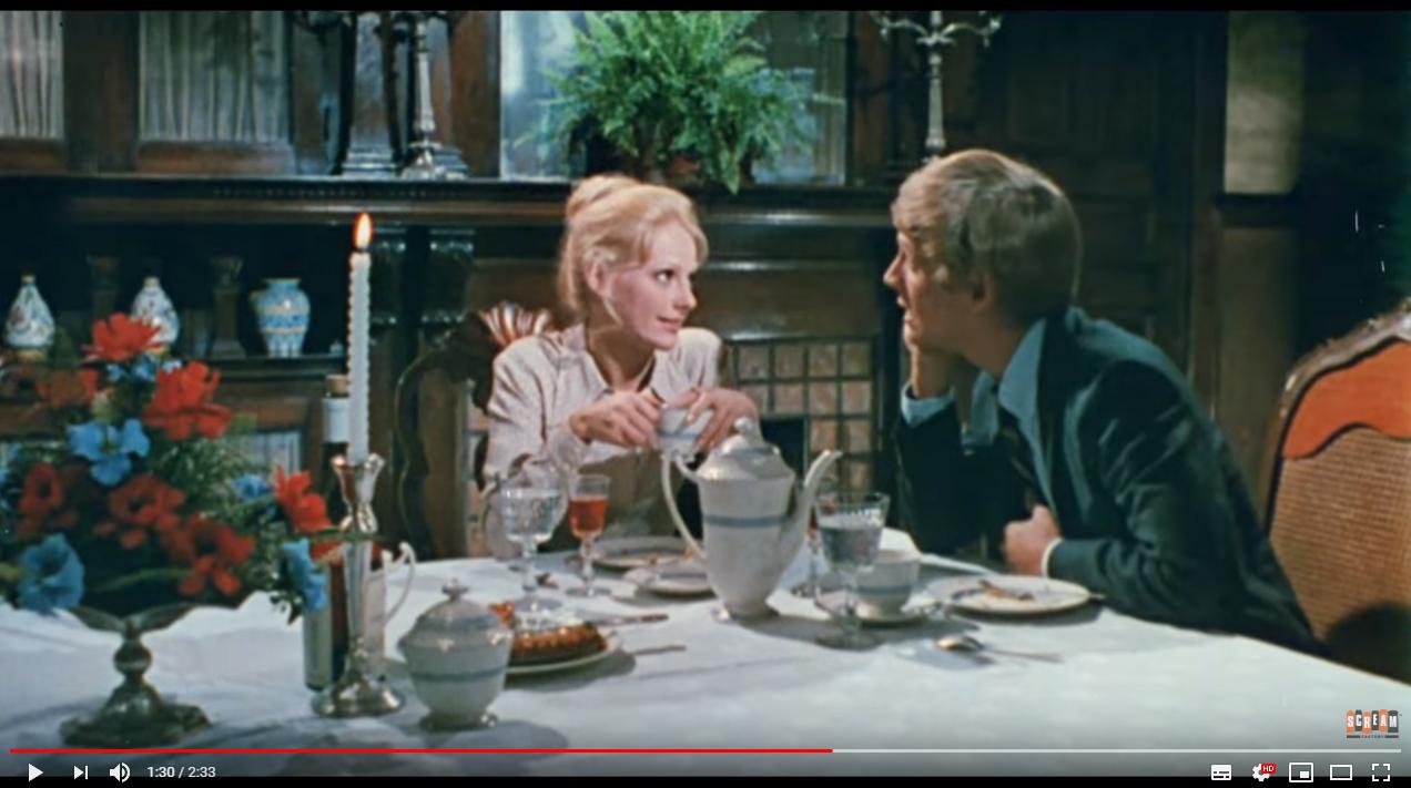 ウイラード(1971年)のシーン2