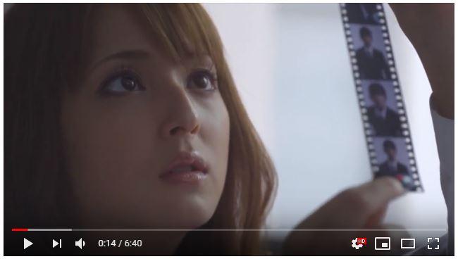 天使の恋のシーン1