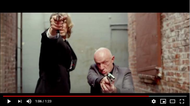 弾丸刑事怒りの奪還のシーン3