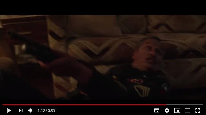 ローンウルフ真夜中の死闘のシーン2