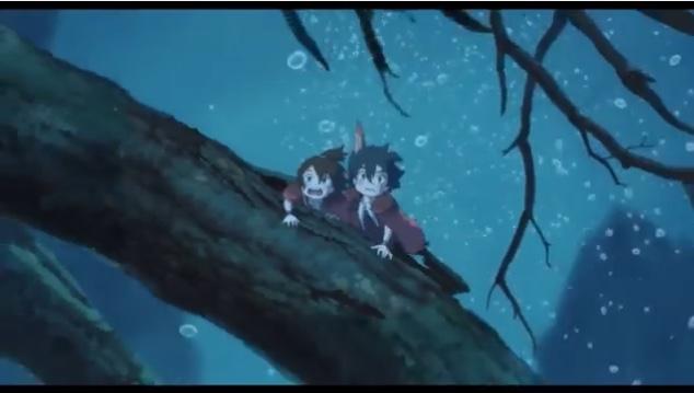 カニーニとカニーノのシーン2