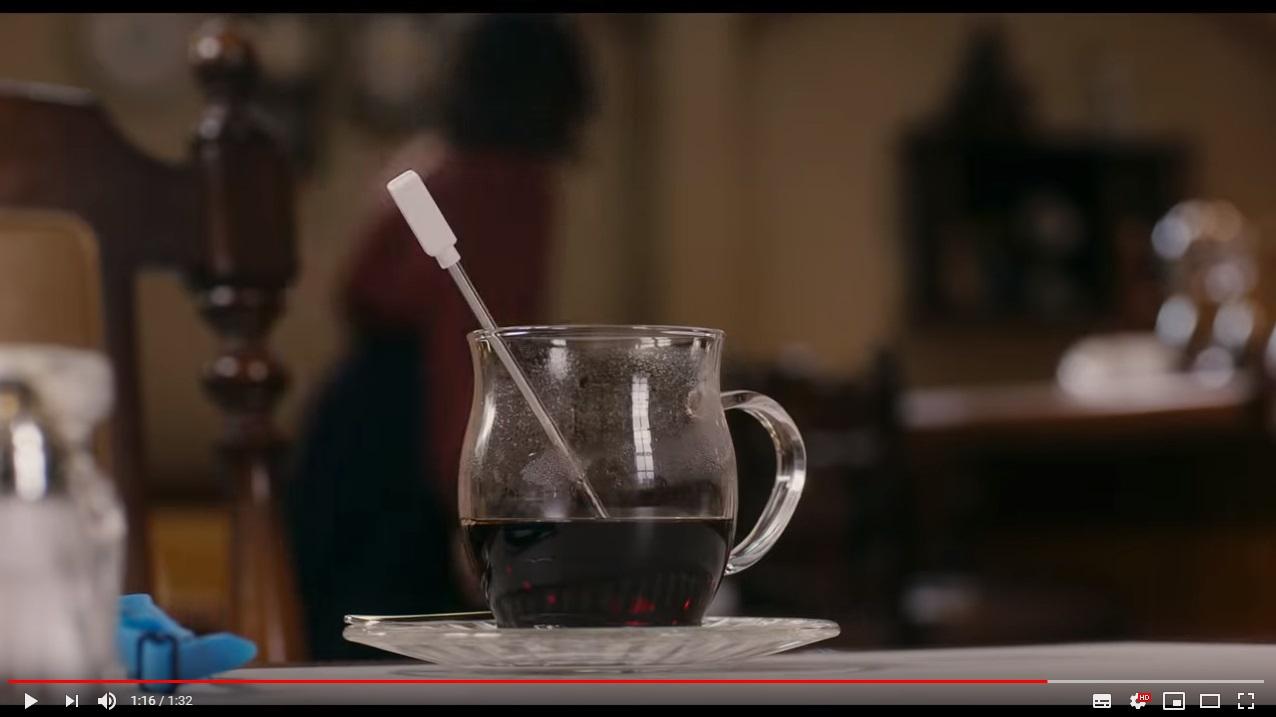 に コーヒー うち 解説 ない 冷め が