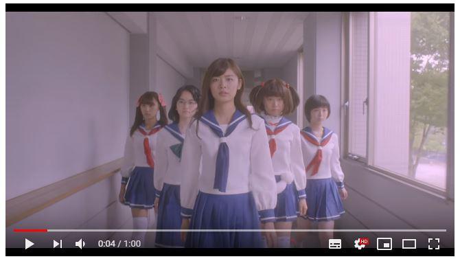 咲-Saki-のシーン1