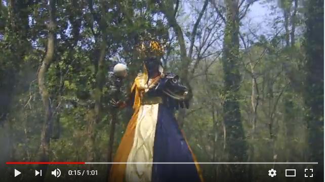 劇場版仮面ライダーオーズWONDERFUL将軍と21のコアメダルのシーン1