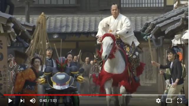劇場版仮面ライダーオーズWONDERFUL将軍と21のコアメダルのシーン3