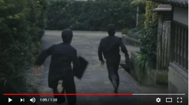 ビーバップハイスクール高校与太郎行進曲のシーン3