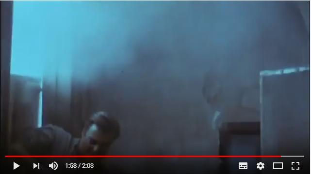 ジョンカーペンターの要塞警察のシーン2