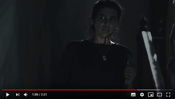 マザーハウス恐怖の使者のシーン3