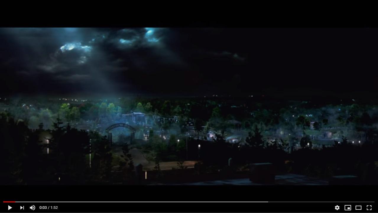 グースバンプス2呪われたハロウィーンのシーン1