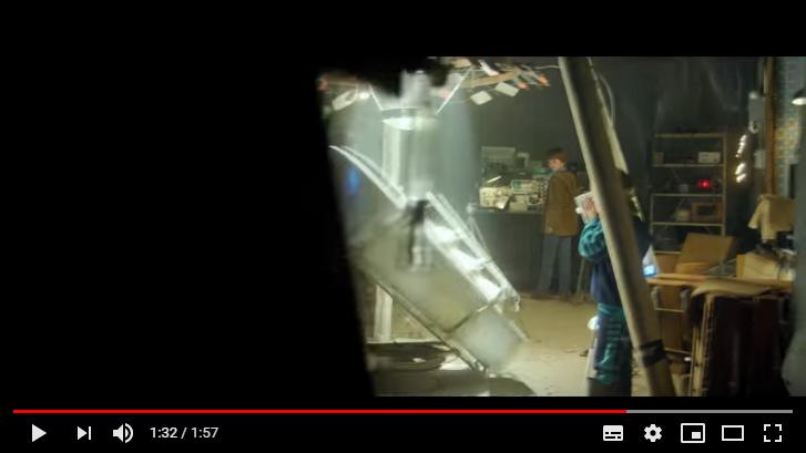 ビームマシンで連れ戻せテレポーテーション大作戦のシーン3