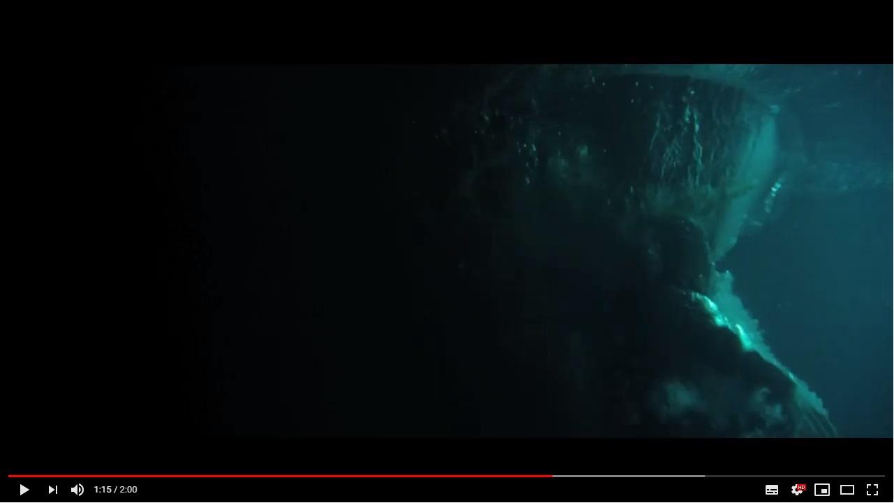 黒人魚のシーン3