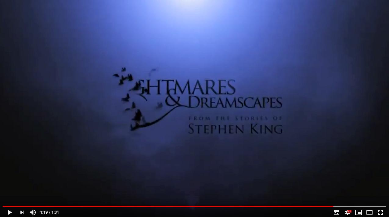 スティーヴンキング8つの悪夢1のシーン2