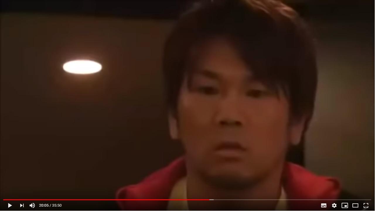 世にも奇妙な物語20周年スペシャル春18のシーン1