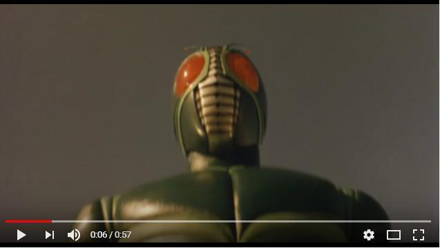 仮面ライダーJのシーン1
