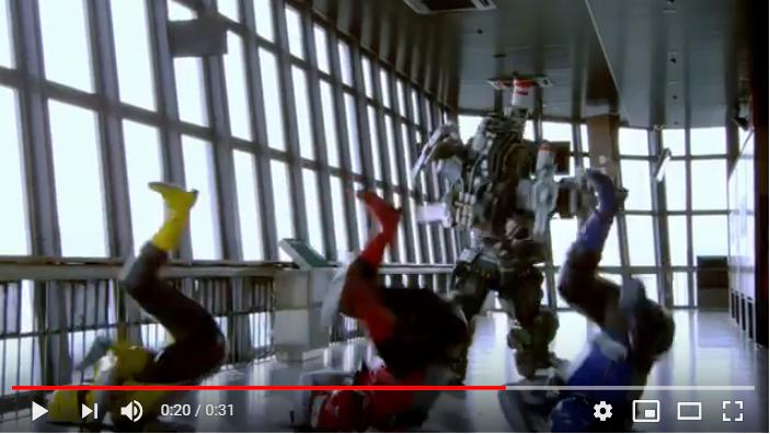 特命戦隊ゴーバスターズ THE MOVIE 東京エネタワーを守れ!のシーン3