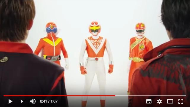 劇場版 動物戦隊ジュウオウジャーVSニンニンジャー 未来からのメッセージ from スーパー戦隊のシーン2