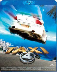 映画:TAXi4