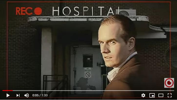 サイコウォード封鎖病棟~絶体絶命~のシーン1